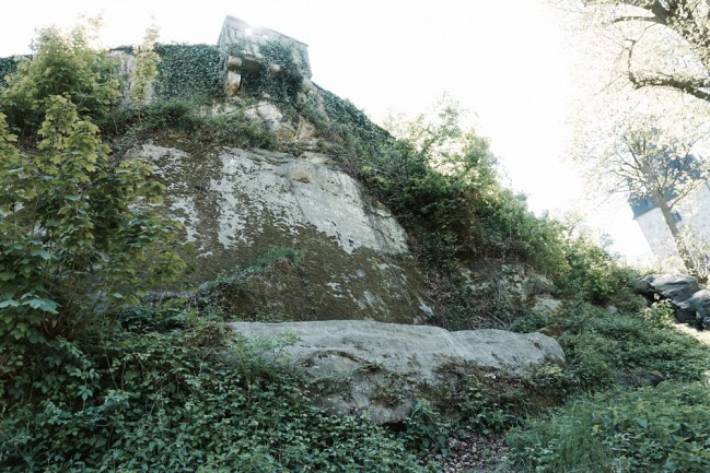 Bad_Bentheim_Burgfundament_4 Zonen