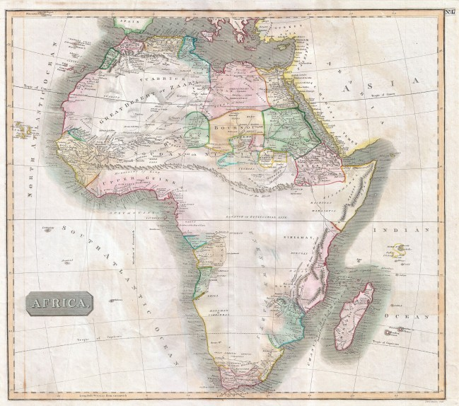 1813_Thomson_Map_of_Africa_-_Geographicus_-_Africa-thomson-1813
