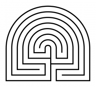 Caerdroia_labyrinth_diagram
